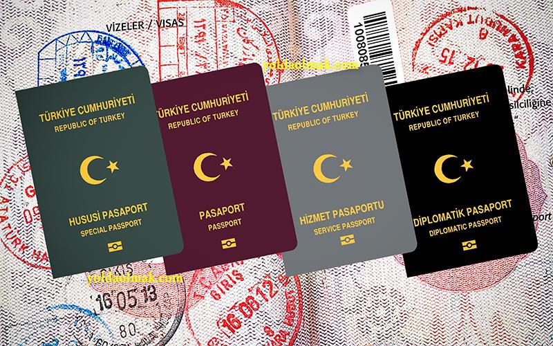Pasaport işlemleri